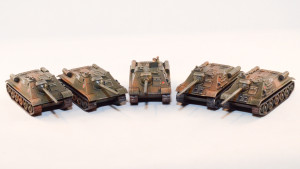 Flames of War Soviet SU-85 Platoon