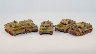 Flames of War Tiger 1E