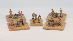 Flames of War 120-PM-38 mortar