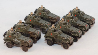 Flames of War Soviet BA-64
