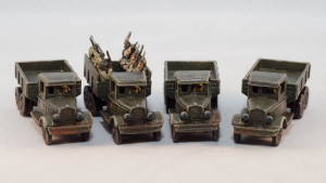 Flames of War Soviet ZIS-6 Truck