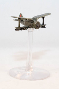Flames of War Soviet I-153 Chaika Plane