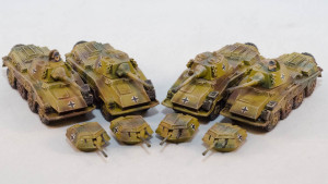 Flames of War German Pumas
