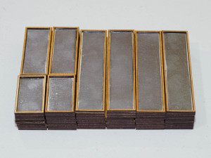 Longstreet Movement Trays