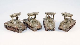 Calliope Tank Platoon (UBX34)