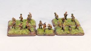 Flames of War Strelkovy Scout Platoon