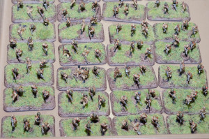 Flames of War Strelkovy Company