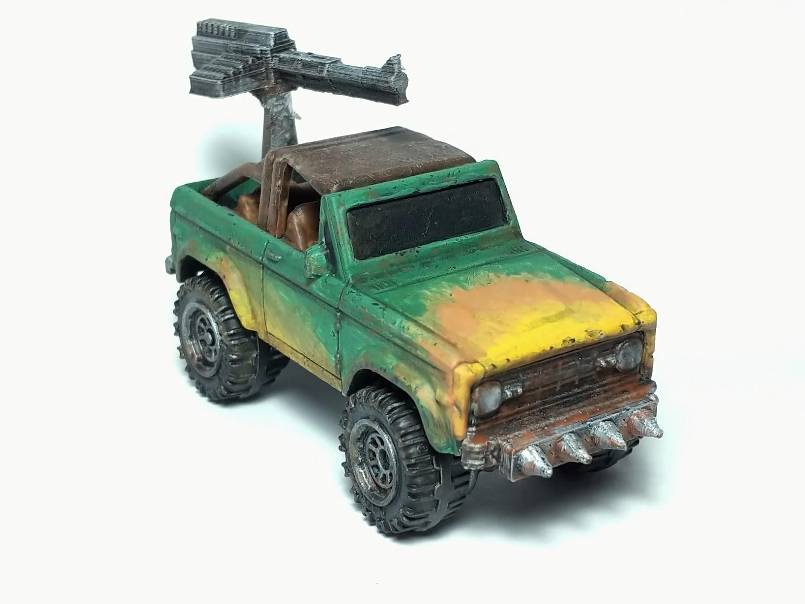 Gaslands Jeep