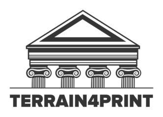 Terrain4Print Logo