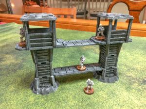 Imperial Watchtowers Wargame Terrain